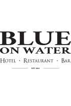Blue on Water Logo